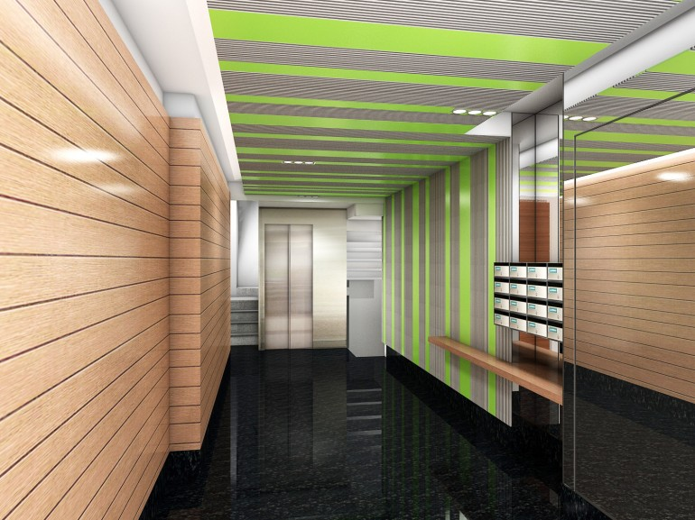Reforma de portal e instalacion de ascensor donostia txi - Portal de reformas ...
